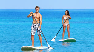 Stand Up Paddle-Bora Bora-Balades Stand Up Paddle à Bora-Bora-2