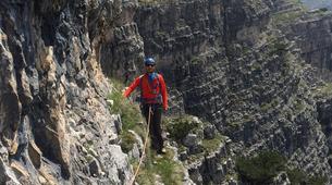Escalade-Ponte di Legno-Guided rock climbing in Ponte di Legno in the Italian Alps-2