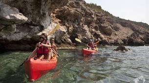 Sea Kayaking-Split-Sea kayaking and snorkelling excursion in Brela, Croatia-5