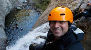 Canyoning-Céret-Canyon of Gourg des Anelles in Ceret-1
