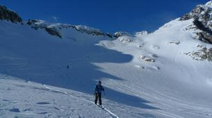 Ski touring-Chamonix Mont-Blanc-Ski touring initiation in Chamonix-8