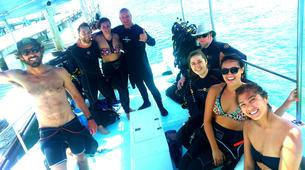 Scuba Diving-Cancun-Reef Diving in Isla Mujeres National Marine Park-2
