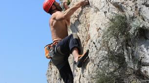 Rock climbing-Split-Rock climbing in Split-1