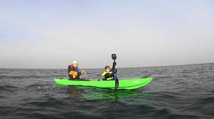 Kayak de mer-Normandie-Randonnée Kayak de mer le long des Falaises de Normandie-2