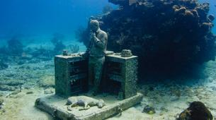 Scuba Diving-Cancun-Reef Diving in Isla Mujeres National Marine Park-3