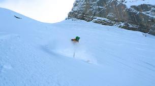 Ski Hors-piste-La Clusaz, Massif des Aravis-Initiation Ski Hors-piste à La Clusaz-2
