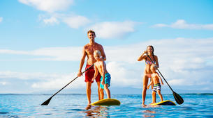 Stand Up Paddle-Bora Bora-Balades Stand Up Paddle à Bora-Bora-1