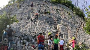 Escalade-Ponte di Legno-Rock climbing courses in Ponte di Legno in the Italian Alps-1