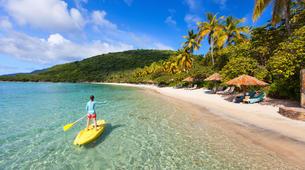 Stand Up Paddle-Bora Bora-Balades Stand Up Paddle à Bora-Bora-4