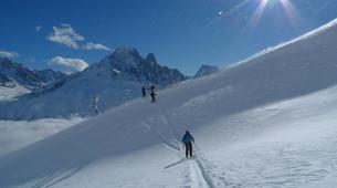 Ski touring-Chamonix Mont-Blanc-Ski touring initiation in Chamonix-5