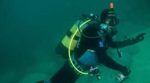 Plongée sous-marine-Le Cap-Open Water scuba diving course in Cape Town-4