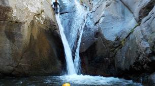 Canyoning-Céret-Canyon of Gourg des Anelles in Ceret-4