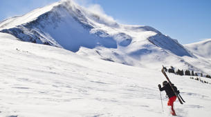 Ski de randonnée-Ariege-Sorties Ski de Randonnée dans les Pyrénées Orientales-5