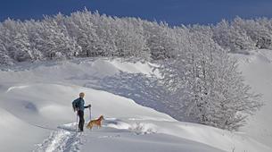 Raquette à Neige-Castelnuovo di Garfagnana-Excursion en raquettes à neige près de Castelnuovo di Garfagnana-2