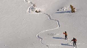 Raquette à Neige-Castelnuovo di Garfagnana-Excursion en raquettes à neige près de Castelnuovo di Garfagnana-4