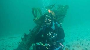 Plongée sous-marine-Le Cap-Open Water scuba diving course in Cape Town-3