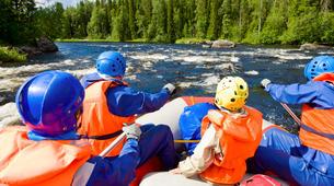 Canoë-kayak-Alagna Valsesia-2 Days river trip down Sesia River in Alagna Valsesia-2