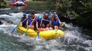 Rafting-Split-Rafting down Cetina River, Split-5