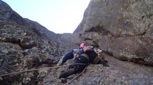 Rock climbing-Corte-Escalade Grandes Voies de Corse-7