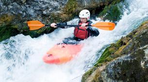 Canoë-kayak-Alagna Valsesia-2 Days river trip down Sesia River in Alagna Valsesia-4