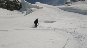 Backcountry Skiing-Valmorel, Le Grand Domaine-Backcountry skiing day trip in Tarentaise Valley-2