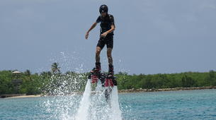 Flyboard / Hoverboard-Port-Louis, Grande-Terre-Flyboard or hoverboard session in Guadeloupe-5