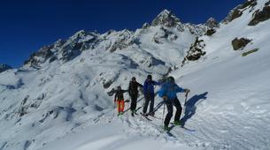 Ski touring-Chamonix Mont-Blanc-Ski touring initiation in Chamonix-6