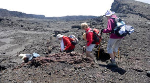 Hiking / Trekking-Piton de la Fournaise-Hiking up Piton de la Fournaise, Reunion Island-4