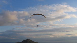 Paragliding-Delphi-Tandem paragliding flight in Delphi, Greece-6