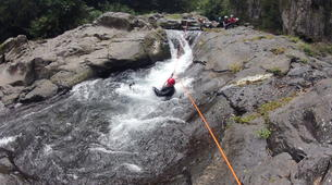 Canyoning-Langevin River, Saint-Joseph-Canyon of River Langevin in La Reunion-5