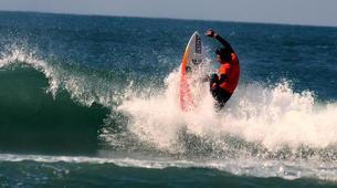 Surfing-Porto-Beginner Surf lesson in Porto-7