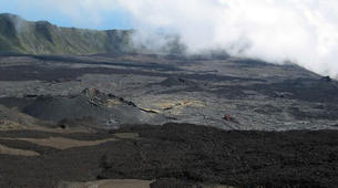 Hiking / Trekking-Piton de la Fournaise-Hiking up Piton de la Fournaise, Reunion Island-3