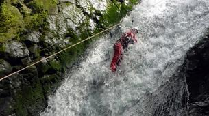 Canyoning-Langevin River, Saint-Joseph-Canyon of River Langevin in La Reunion-6