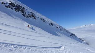 Backcountry Skiing-La Grave-Family friendly freeriding tour in La Grave-8