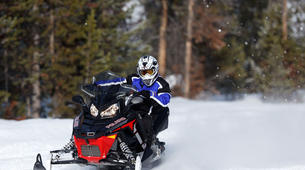 Snowmobiling-Auron-Snowmobile excursions in Auron-3