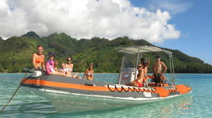 Snorkeling-Moorea-Private Lagoon discovery expedition in Moorea-1