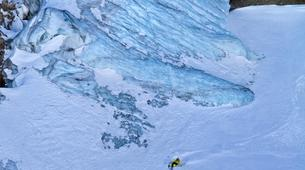 Backcountry Skiing-La Grave-Family friendly freeriding tour in La Grave-12