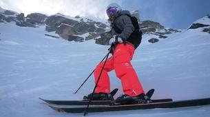 Backcountry Skiing-Tignes, Espace Killy-Backcountry skiing initiation in Tignes, Espace Killy-1