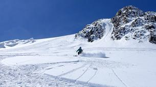 Backcountry Skiing-La Grave-Family friendly freeriding tour in La Grave-3