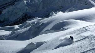 Backcountry Skiing-La Grave-Family friendly freeriding tour in La Grave-5