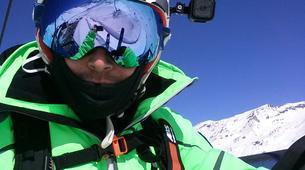 Backcountry Skiing-Tignes, Espace Killy-Backcountry skiing initiation in Tignes, Espace Killy-5