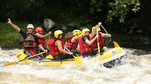 Rafting-Marsouins River, Saint-Benoit-Rafting down River Marsouins in Reunion Island-2