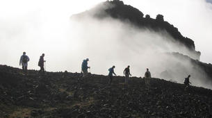 Hiking / Trekking-Piton de la Fournaise-Hiking up Piton de la Fournaise, Reunion Island-2