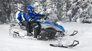 Snowmobiling-Auron-Snowmobile excursions in Auron-6