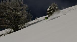 Backcountry Skiing-Briançon, Serre-Chevalier-Backcountry skiing safari around Briançon-4