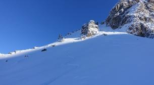Backcountry Skiing-La Grave-Family friendly freeriding tour in La Grave-11