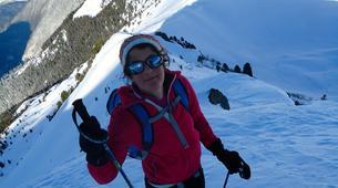 Ski Hors-piste-Monetier, Serre-Chevalier-Journée Ski Hors-pistes à Serre Chevalier-4