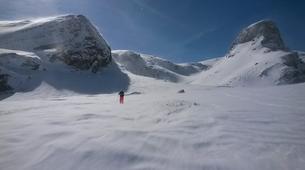 Backcountry Skiing-Tignes, Espace Killy-Backcountry skiing initiation in Tignes, Espace Killy-3