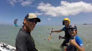 Kitesurfing-Tahiti-Kitesurfing lesson and course in Tahiti-3