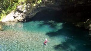 Canyoning-Langevin River, Saint-Joseph-Canyon of River Langevin in La Reunion-2